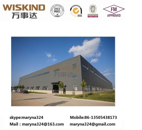Design Construction Material Structural Beam Factory/House for 1200 Sqm Prefabricated Structure Steel Building with Roof Panel