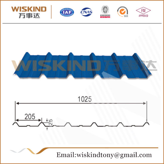 Cheap Gi Sheet Used for Warehouse Roofing