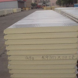 PU Sandwich Panel for Clean Room Hospital
