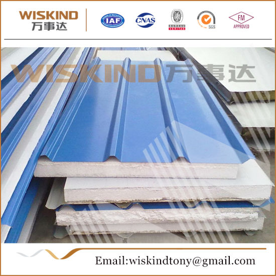 High-Quality EPS Sandwich Panel Used Warehouse