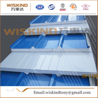 Cheap EPS Sandwich Panel for Clean Room
