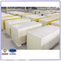 Polyurethane Sandwich Panel with Sound-Proof for H Beam Factory Office