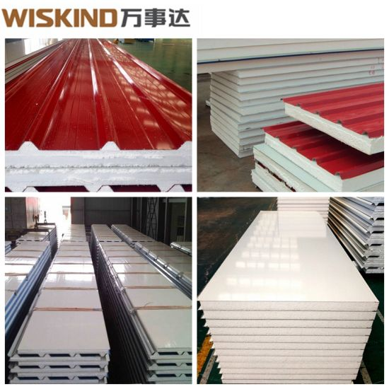 Light Weight EPS Sandwich Panel for Exterior Walls
