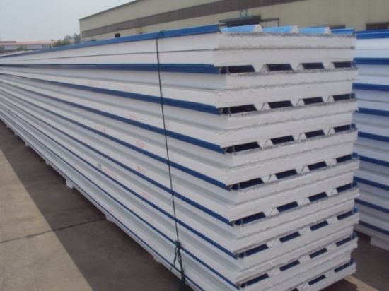 EPS Core Sandwich Panel for Clean Room