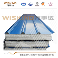 High-Quality EPS Sandwich Panel Used Clean Room