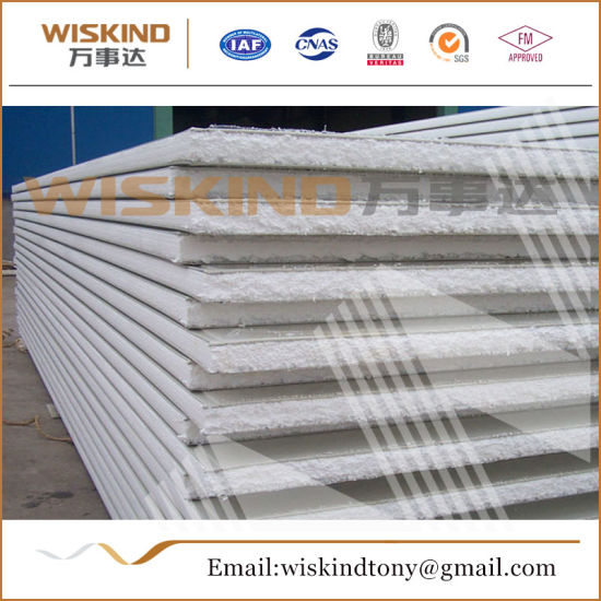 Fireproof EPS Sandwich Panel for House