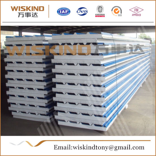 Cheap EPS Sandwich Panel Used Clean Room
