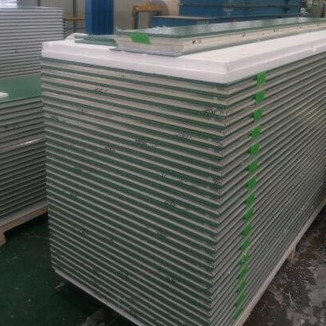 Waterproof Rock Wool Sandwich Panel